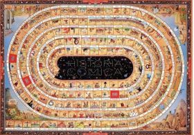 Historia Comica (Degano Puzzle Heye 4000 pezzi)