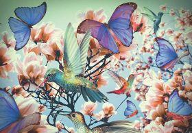 Puzzle 300 Pezzi Ravensburger Moment Hummingbird | Puzzle Animali