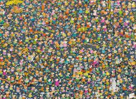 Puzzle Mordillo 1000 pezzi Clementoni Impossible