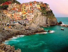Puzzle Italia 2000 pezzi Ravensburger Cinque Terre