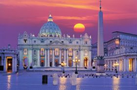 Basilica di San Pietro (Puzzle 3000 pezzi Ravensburger)