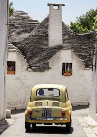 Puzzle Italia 1000 pezzi Ravensburger Alberobello