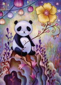 Puzzle 1000 pezzi Heye Panda Naps su ARSLUDICA.com