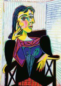 Puzzle 1000 pezzi Pablo Picasso: Ritratto di Dora Maar Ravensburger