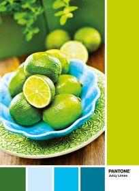 Puzzle Composizioni 1000 pezzi Clementoni Pantone 382 Juicy Limes