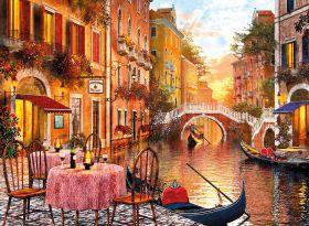 Puzzle Città 1500 pezzi Clementoni Venezia