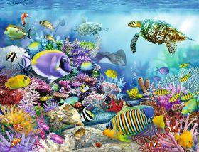 Puzzle Animali 2000 pezzi Ravensburger Barriera Corallina