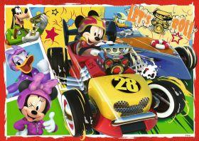 Puzzle 24 pezzi Topolino Ravensburger su ARSLUDICA.com
