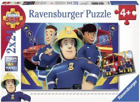 Puzzle 2x24 Pezzi Ravensburger Disney Princess