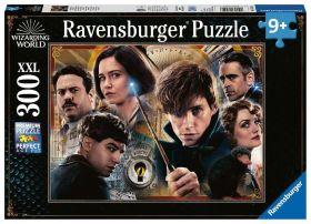Puzzle 300 pezzi XXL Animali Fantastici Ravensburger su ARSLUDICA.com