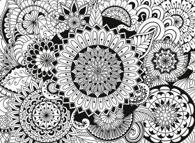 Puzzle 500 pezzi 3D Colour Therapy Mandala Clementoni su ARSLUDICA.com