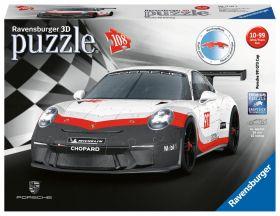 Puzzle 3D Porsche 911 GT3 Cup Gioco (Ravensburger 3D Puzzle)