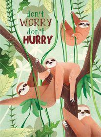 Puzzle Fantasy 500 pezzi Clementoni Fantastic Animals Sloth