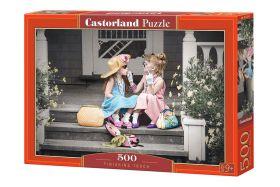 Puzzle 500 pezzi Finishing Touch Castorland