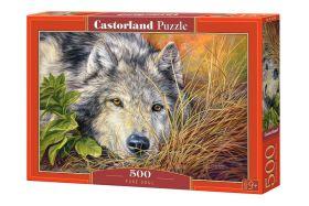Puzzle 500 pezzi Castorland Pure Soul   Puzzle Animali