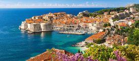Puzzle 600 pezzi Dubrovnik, Croatia Castorland su arsludica.com