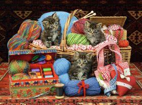 Puzzle Animali 500 pezzi Ravensburger Divertimento sul Morbido