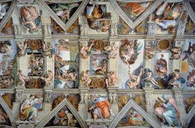 Puzzle Arte 5000 pezzi Ravensburger Cappella Sistina