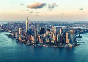 Puzzle Città 1000 pezzi Ravensburger New York