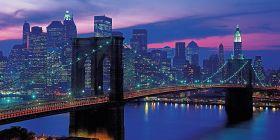 Puzzle Città 13200 pezzi Clementoni New York