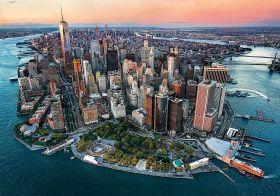 Puzzle Città 1500 pezzi Clementoni New York