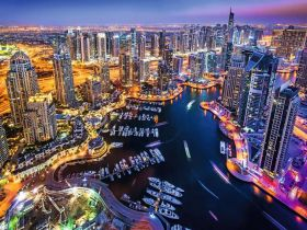 Dubai Nel Golfo Persico
