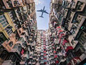 Puzzle Città 1500 pezzi Ravensburger Hong Kong