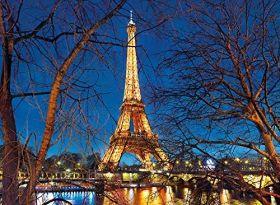 Puzzle Città 2000 pezzi Clementoni Paris