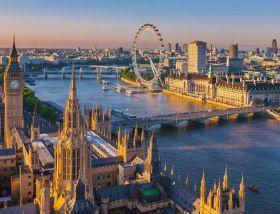 Puzzle Città 2000 pezzi Ravensburger Londra: Atmosfera Londinese