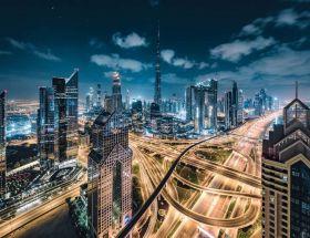 Puzzle  Città 2000 pezzi Ravensburger Vista di Dubai