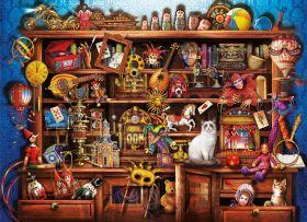 Puzzle Composizioni 1000 pezzi Clementoni Ye Old Shop