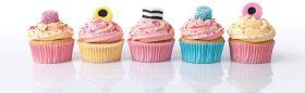 Puzzle 1000 pezzi Licorice Cupcakes Clementoni su ARSLUDICA.com