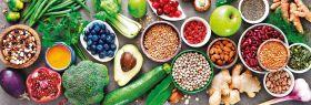 Puzzle Cucina Panorama 1000 pezzi Clementoni Healthy Veggie
