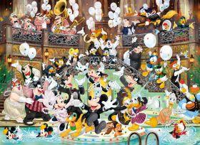Puzzle Disney 1000 pezzi Clementoni Disney Gala su arsludica.com