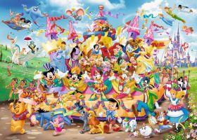 Carnevale Disney (Puzzle 1000 pezzi Ravensburger)