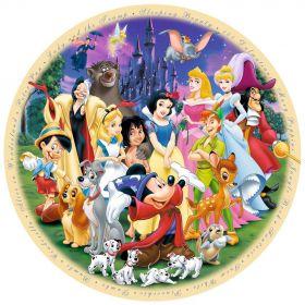 I Protagonisti Disney (Puzzle 1000 pezzi Ravensburger)