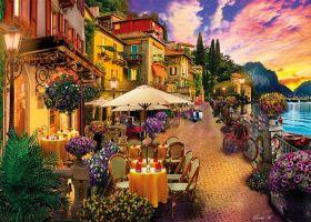 Puzzle 500 pezzi Monte Rosa Dreaming Clementoni su ARSLUDICA.com