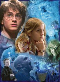 Puzzle Fantasy 500 pezzi Ravensburger Harry Potter in Hogwarts