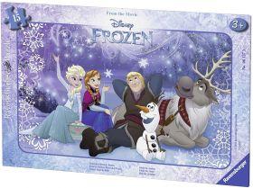 Puzzle Incorniciato 15 Pezzi Ravensburger Frozen