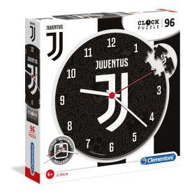 Puzzle Orologio Juventus 96 Pezzi (Puzzle Bambini Clementoni) su ARSLUDICA.com