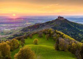 Puzzle 1000 pezzi Castello di Hohenzollern Ravensburger su ARSLUDICA.com