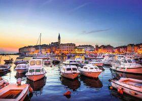 Puzzle Paesaggi 1000 pezzi Ravensburger Croazia Mediterranea