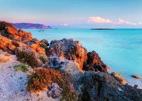 Puzzle Paesaggi 1000 pezzi Ravensburger Grecia Mediterranea