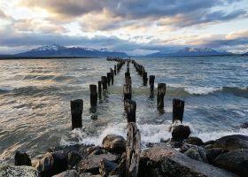 Puzzle Paesaggi 1000 pezzi Ravensburger Puerto Natales, Cile