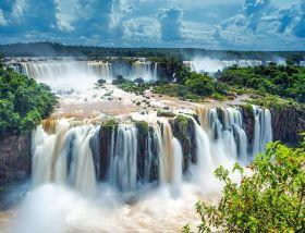 Puzzle Paesaggi 2000 pezzi Ravensburger Cascata dell'Iguazù, Brasile