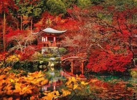 Puzzle Paesaggi 500 pezzi Clementoni Orient Dream