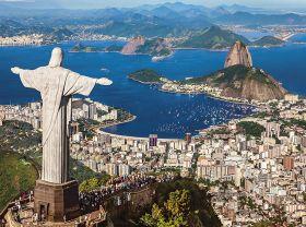 Puzzle Paesaggi 500 pezzi Clementoni Rio De Janeiro