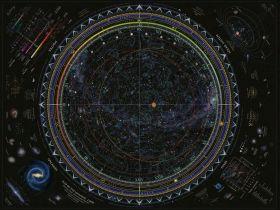 Puzzle Spazio 1500 pezzi Ravensburger Universo