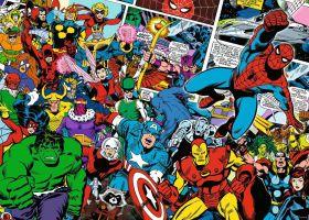 Puzzle Fantasy 1000 Pezzi Ravensburger Challenge Marvel