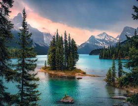 Puzzle 2000 Pezzi Ravensburger Spirit Island in Canada | Puzzle Paesaggi